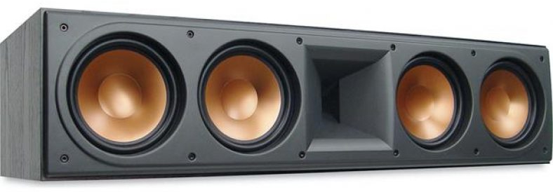 This is a photo of Klipsch RC-64 Center Speaker